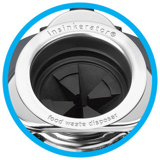 insinkerator garbage disposal