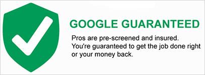 Google Guaranteed Plumber